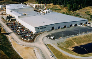 Warehouse and Manufacturing Plant