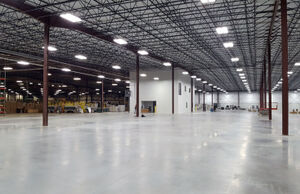 Manufacturing Warehouse Expansion