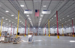 Regional Distribution Center Addition