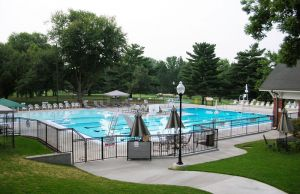 Quincy Country Club Pool
