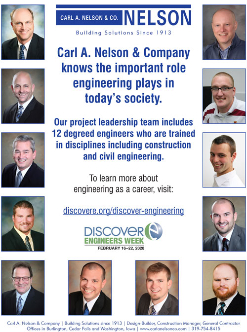 Carl A. Nelson & Co. marks Engineers Week
