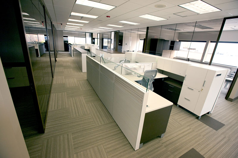 Kent Corporation office remodel