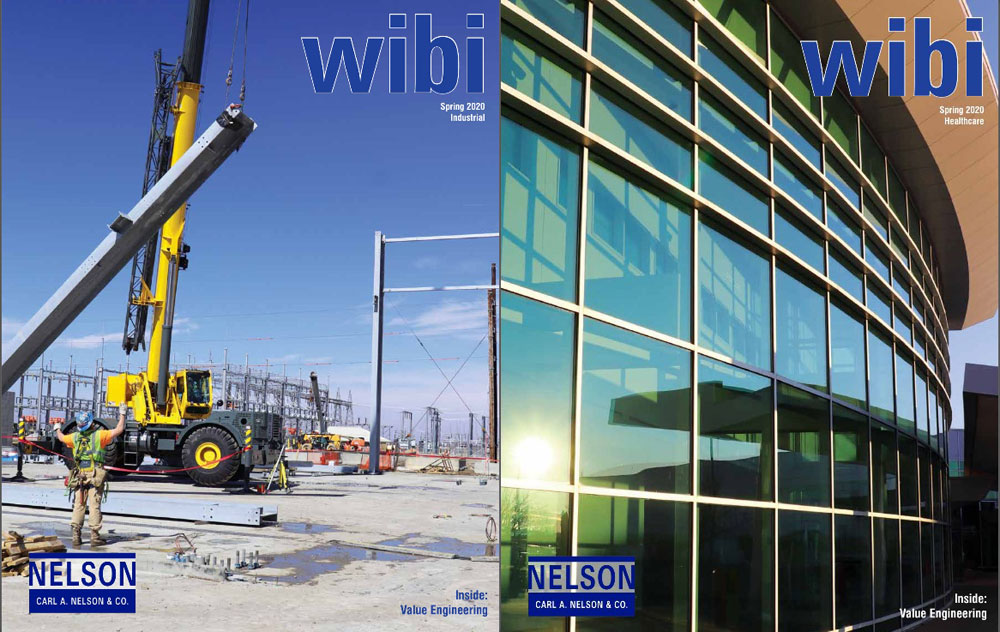 Latest editions of wibi newsletter focus on Value Engineering